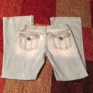 Aeropostale Distressed Jeans